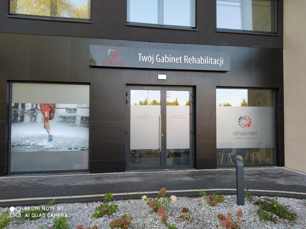 RehaSmart - Twój Gabinet Rehabilitacji - Nowa lokalizacja!